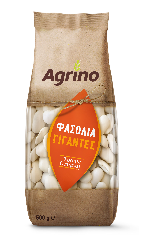 Φασόλια Γίγαντες Agrino (500 g)