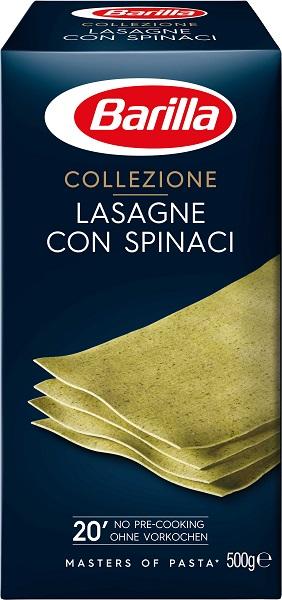 Collezione Lasagne Verdi Barilla (500g)