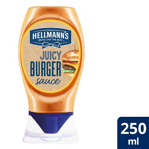 Σάλτσα για Μπέργκερ Hellmann's (250ml)