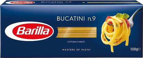 Bucatini No9 Barilla (500g)