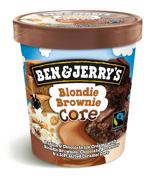 Παγωτό Blondie Brownie Ben&Jerry's (465 ml)