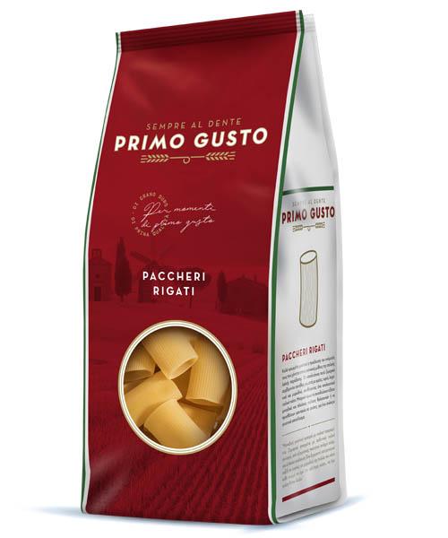 Paccheri Rigati Zυμαρικά Primo Gusto (500 g)