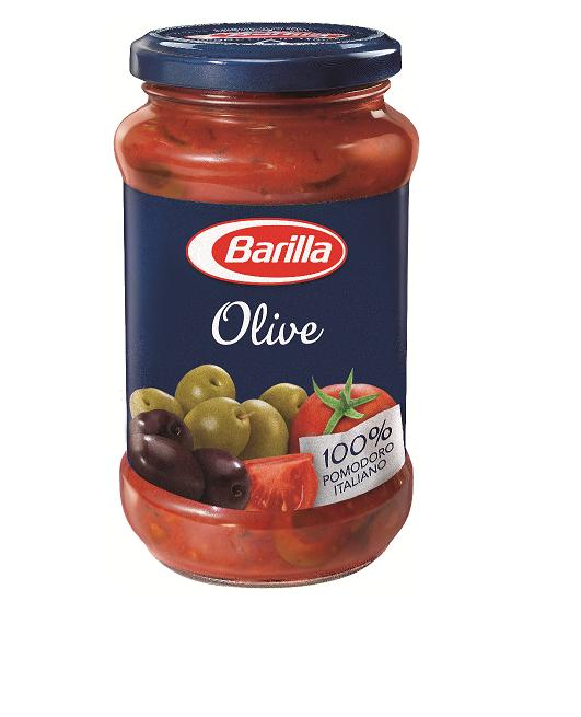 Σάλτσα Olive Barilla (2x400 g) τα 2 τεμ -0,70 €