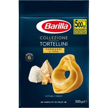 Τορτελίνι Γεμιστό με Τυρί Barilla (500 g) -0,40€
