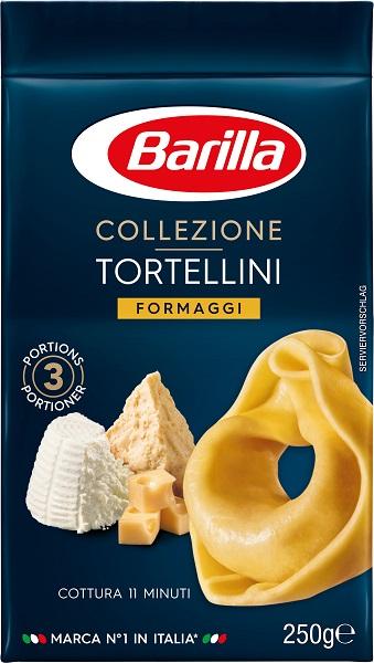 Τορτελίνι Γεμιστό με Τυρί Barilla (2x250g)τα 2 τεμ -0,90€