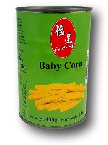 Baby Corn σε Άρμη Arroy-D (400 g)