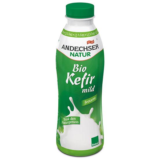 Βιολογικό Κεφίρ 1.5% λιπαρά Andechser (500 ml)