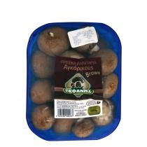 Μανιτάρια Brown Εισαγωγής Πεφάνης (500 g)