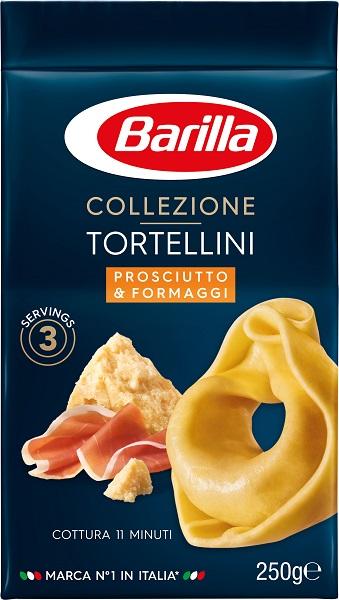 Τορτελίνι Γεμιστό με Προσούτο και Τυρί Barilla (2x250g)τα 2 τεμ -0,90€