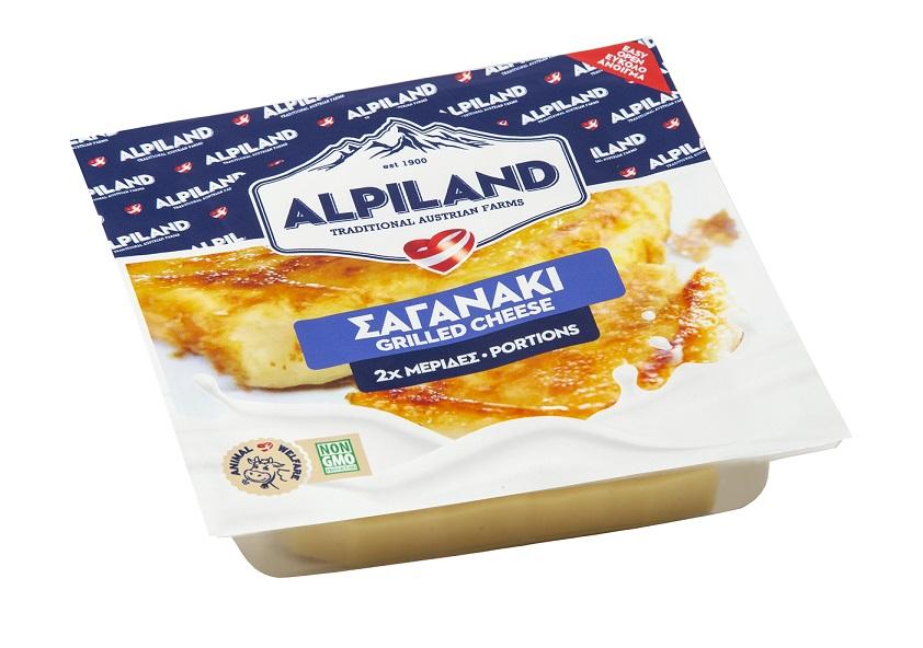 Σαγανάκι Alpiland (2x100g)