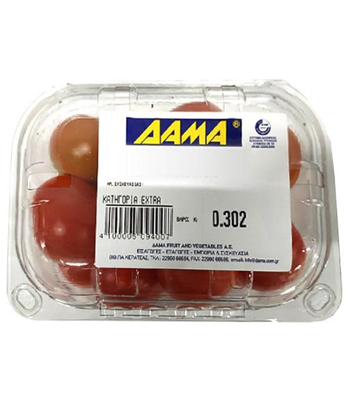 Τοματίνια Cherry Εισαγωγής (ελάχιστο βάρος 750g)