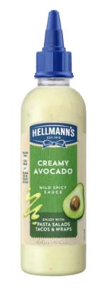 Σάλτσα με Αβοκάντο Hellmann's (215 ml)