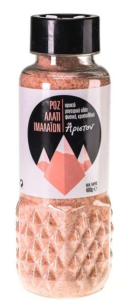 Αλάτι Ιμαλαΐων σε Αλατιέρα Άριστον (400g)