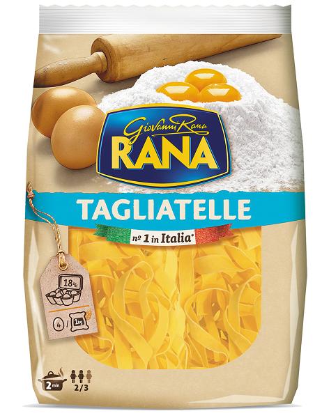 Φρέσκα Ζυμαρικά Ταλιατέλες με Αυγό Rana (250g)