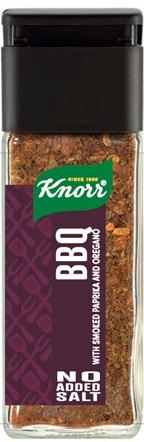 Ρίγανη και καπνιστή πάπρικα Knorr (30gr)