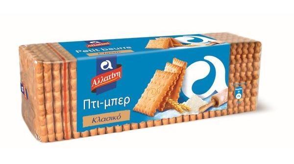 Μπισκότα Πτι Μπερ Κλασικό Αλλατίνη (225 g) -0.10€