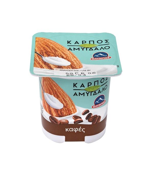 Επιδόρπιο Αμυγδάλου με γεύση Καφέ Όλυμπος (2x125g)