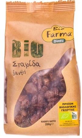 Βιολογική Σταφίδα Ξανθή Bio Farma (200g)