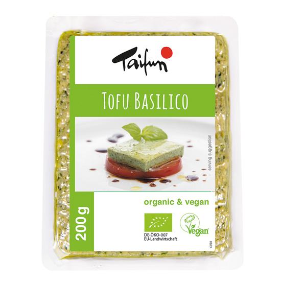 Tofu Βασιλικός βιολογικό Taifun (200 g)