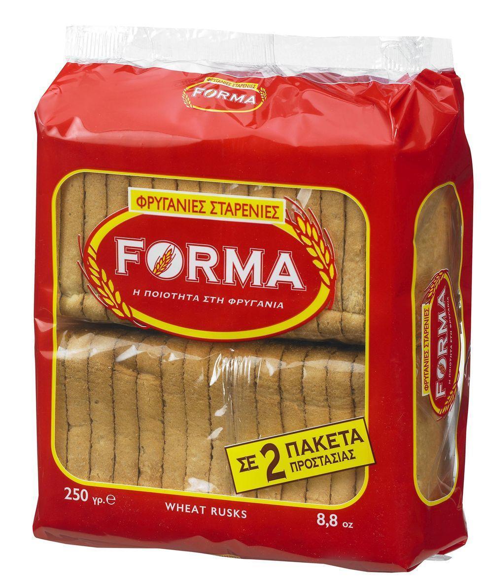 Φρυγανιές Σίτου Forma (250 g)