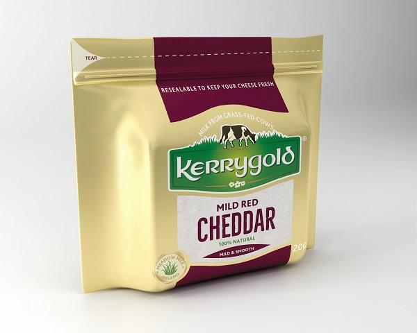 Τυρί Cheddar κόκκινο Kerrygold (200 g)