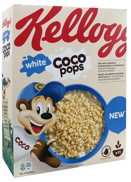 Δημητριακά Coco Pops White Choco Kellogg's (350g)