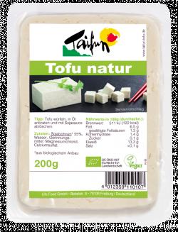 Tofu φυσικό βιολογικό Taifun (200 g)