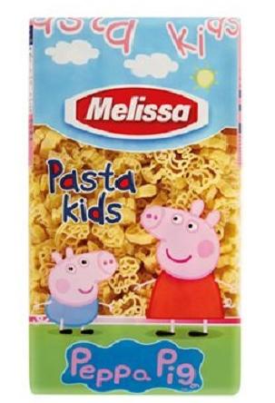Παιδικά Ζυμαρικά Peppa Pig Melissa (500 g)