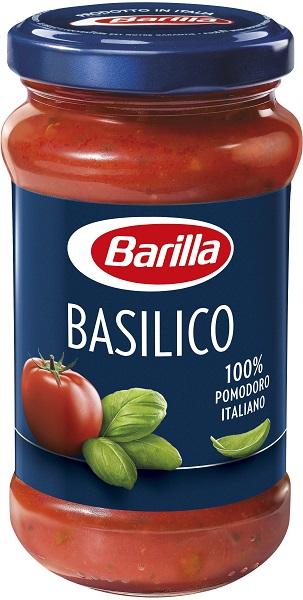 Σάλτσα με Βασιλικό Barilla (200g)