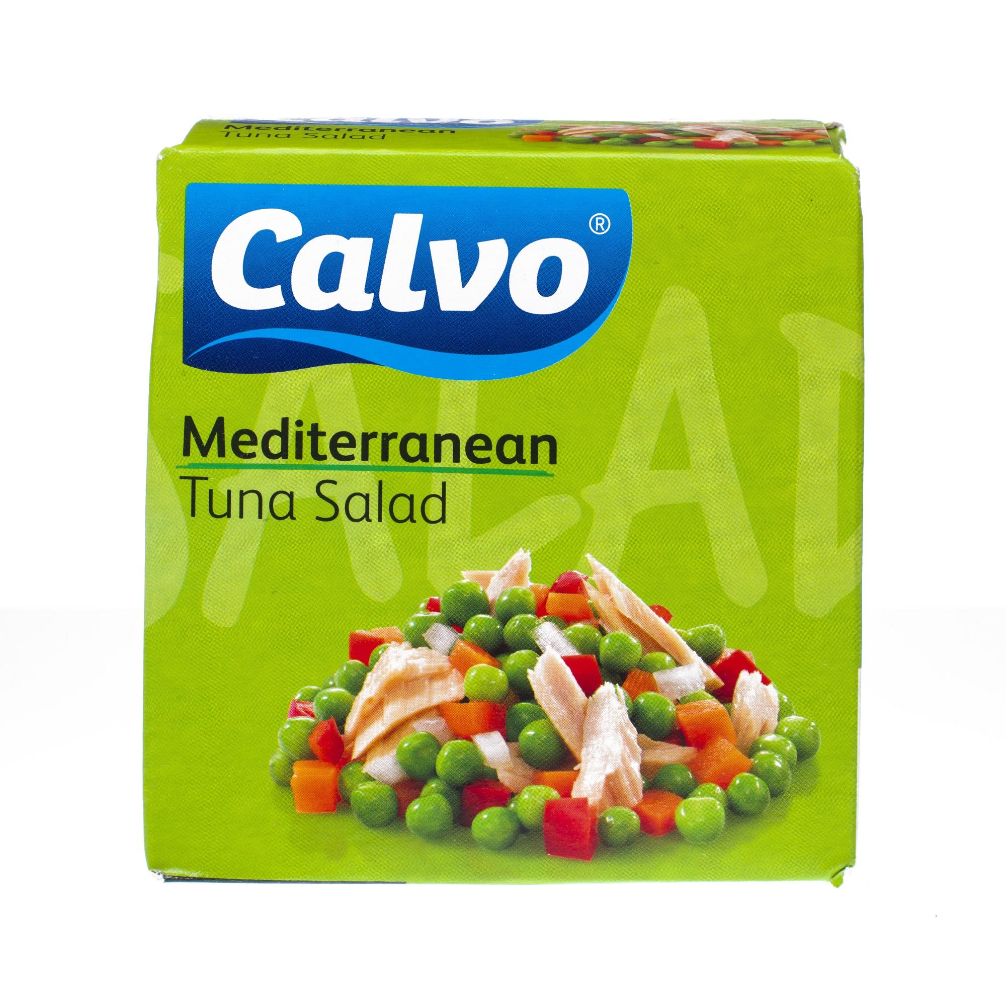 Σαλάτα Μεσογειακή Calvo (150 g)