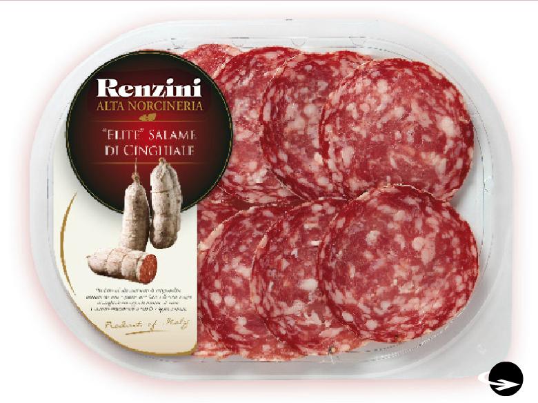 Elite Σαλάμι από Αγριογούρουνο Renzini (70g)