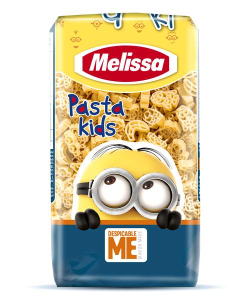Ζυμαρικά για παιδιά Minions Melissa Pasta kids (500 g)