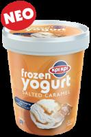 Frozen Yogurt Salted Caramel Κρι Κρι (500 ml)