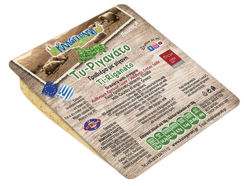 Γραβιέρα με Ρίγανη Τυ-ριγανάτο Καλογεράκης (ελάχιστο βάρος 300g)