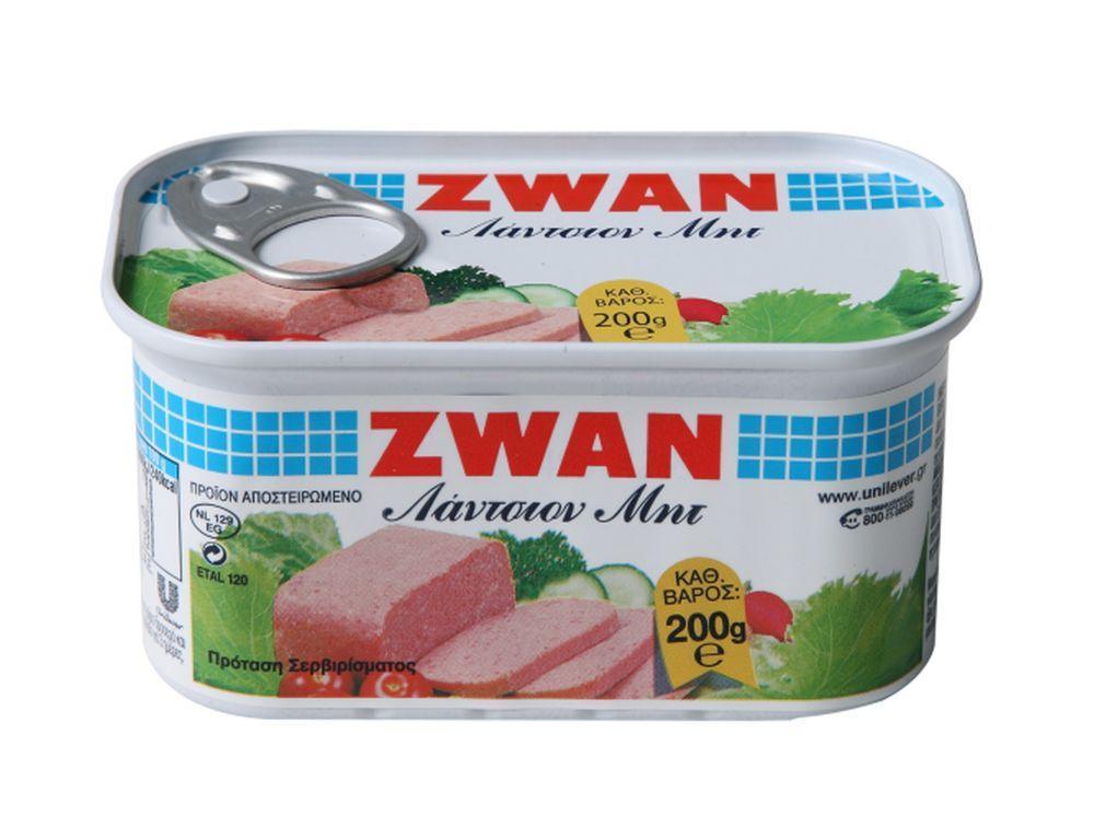 Ζαμπόν Λαντσιον Μητ Zwan (200 g)