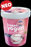 Frozen Yogurt Βύσσινο Κρι Κρι (500 ml)