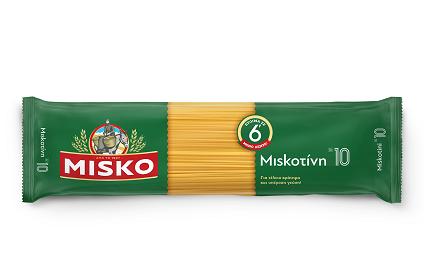 Μισκοτίνη Νο 10 Misko (2x500 g) σετ 2 τεμαχίων -0,40