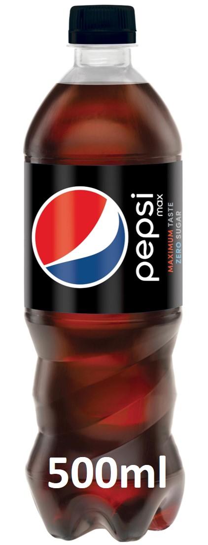 Pepsi Max (3x500 ml) 2+1 Δώρο