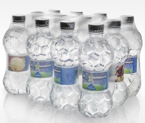 Εμφιαλωμένο Νερό Sport Collection Pet Νερά Κρήτης (12X500 ml)