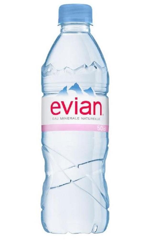 Νερό Φυσικό Μεταλλικό Evian (500 ml)