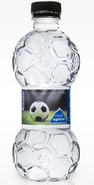 Εμφιαλωμένο Νερό Sport Collection Pet Νερά Κρήτης (500 ml)