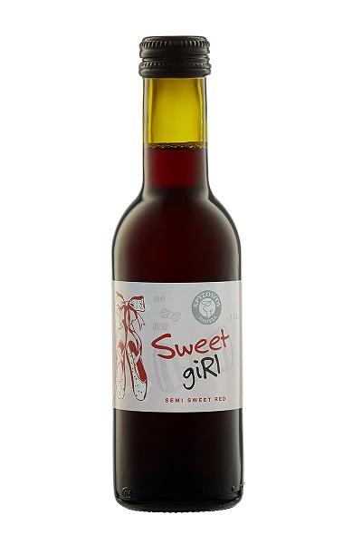 Οίνος Ερυθρός Sweet Girl Κτήμα Χρυσοχόου (187 ml)