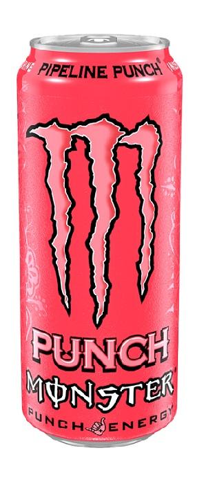 Ενεργειακό ποτό Pipeline Punch Monster Energy (500 ml)