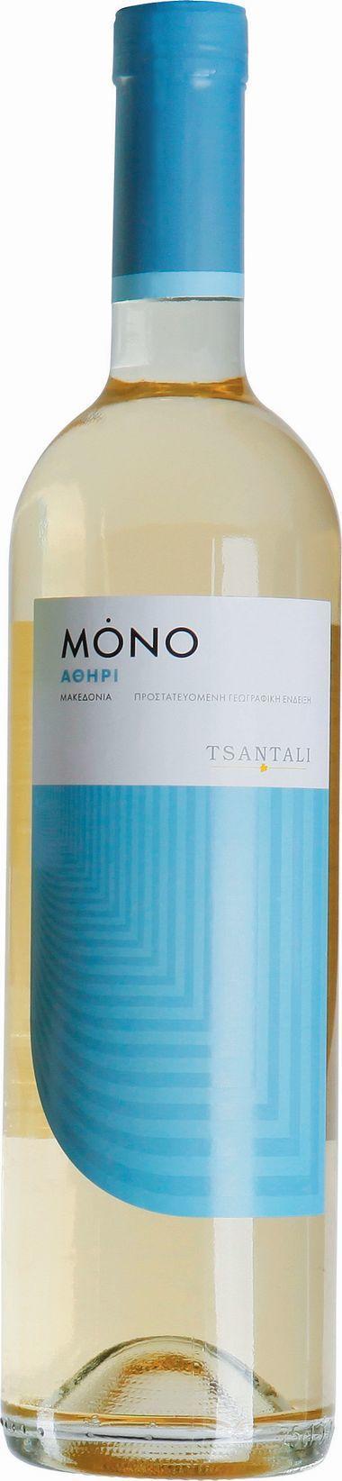 Οίνος Λευκός Μόνο Αθήρι Τσάνταλη (750 ml)