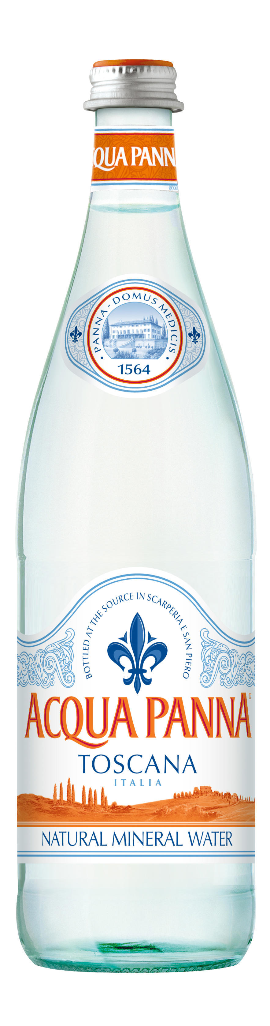Νερό Φυσικό Μεταλλικό Panna (750 ml)