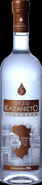 Ούζο Καζανιστό (700ml)