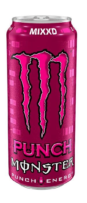 Ενεργειακό Ποτό Punch Mixxd Monster Energy (500 ml)