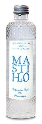 Ανθρακούχο Νερό με Γεύση Μαστίχας MastiH2O (330 ml)