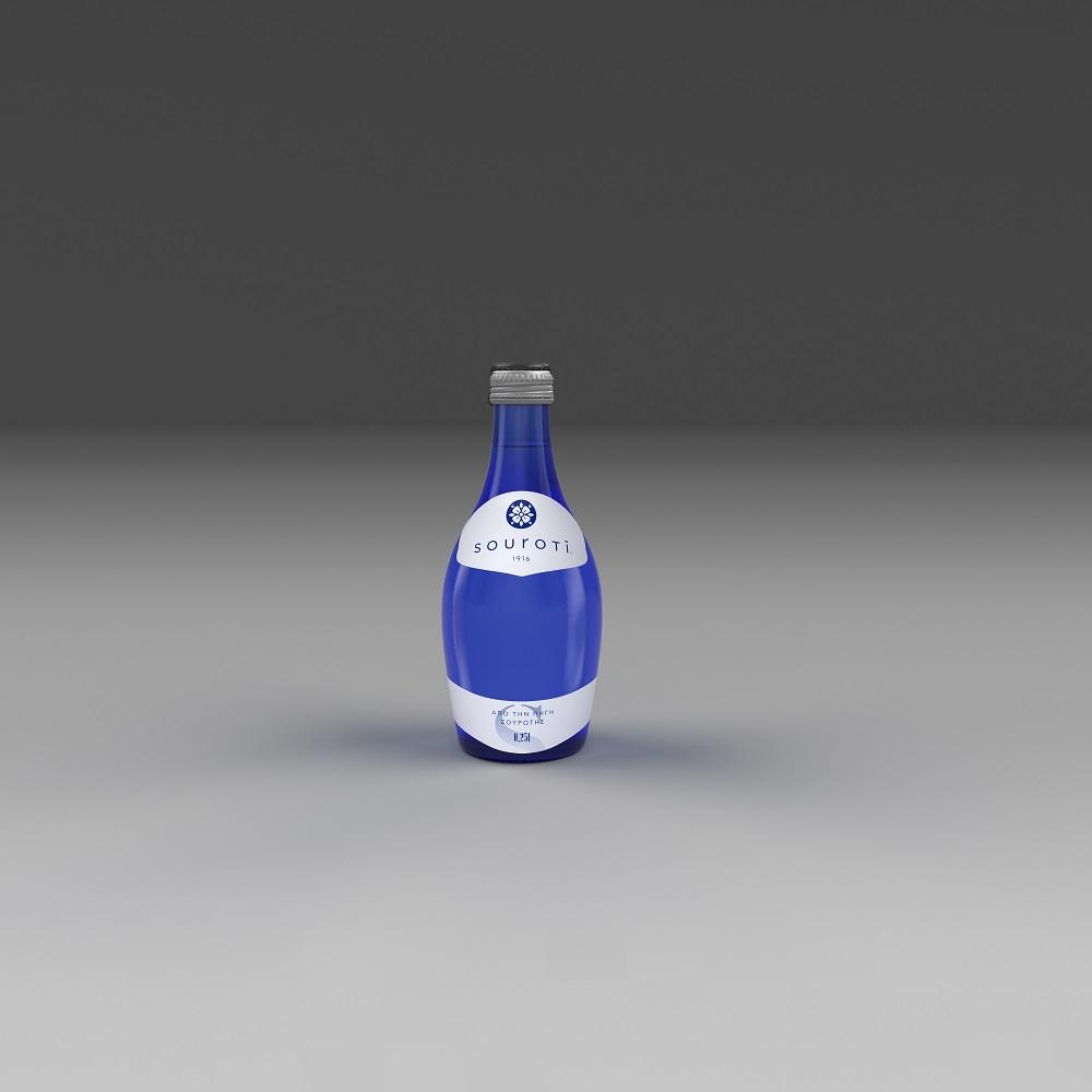 Νερό Φυσικό Μεταλλικό Ανθρακούχο Σουρωτή (250 ml)