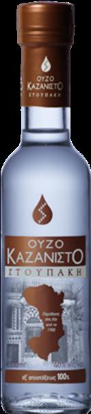 Ούζο Καζανιστό Στουπάκη (200 ml)
